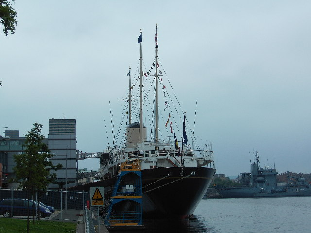 H.M. Yacht Britannia