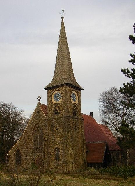 Helme Church