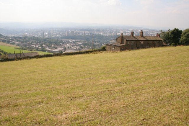 View of Halifax from Pule Hill
