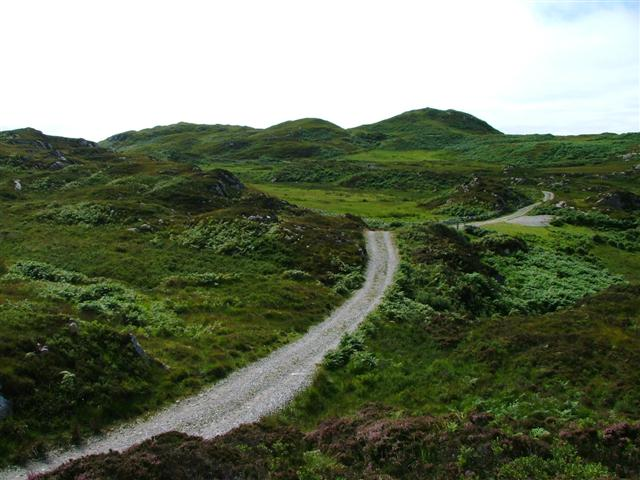Track to Rhue