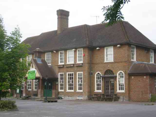 The Hare Pub that was  Leavesden Green