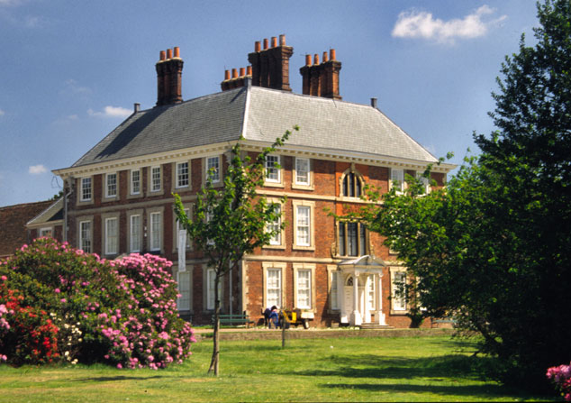 Forty Hall, Enfield