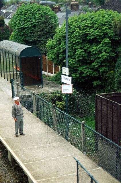 Rhiwbina station