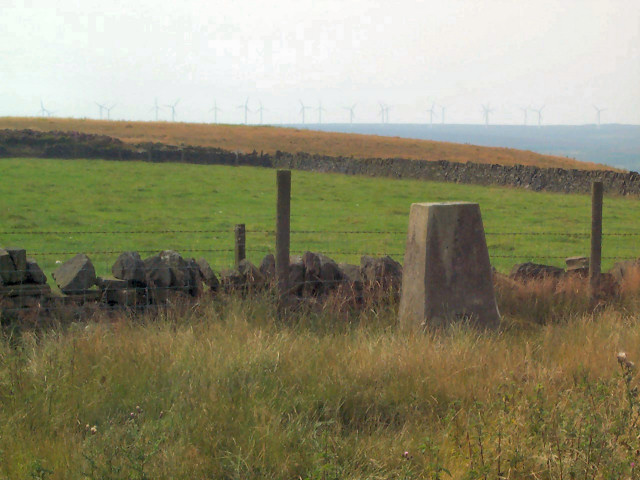 Soil Hill trig point