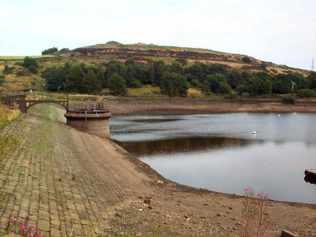 Doe Park reservoir
