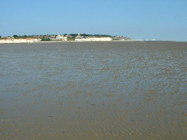 Pegwell Bay Mudflats