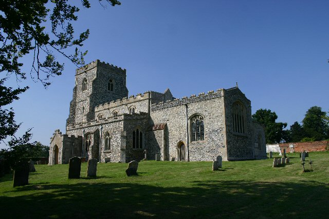 Dalham Church