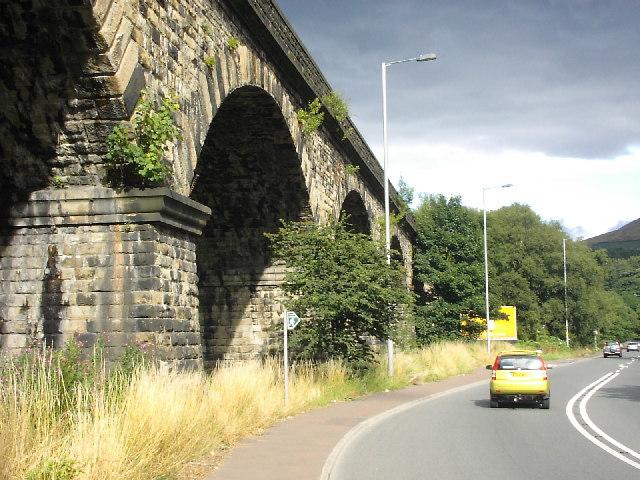 Lobb Mill Viaduct