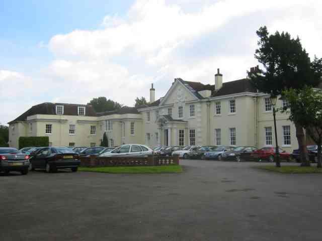 Shenley Hill  Business premises.