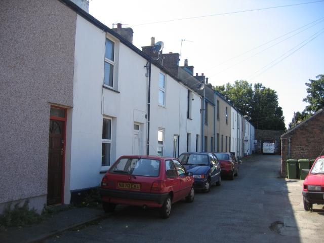 Field Street, Upper Bangor