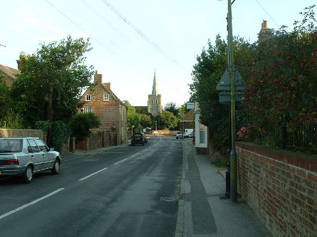 The Village of Minster