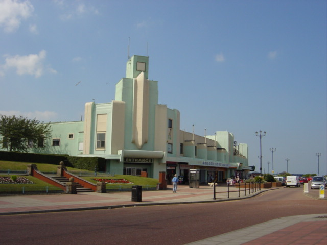 New Palace Amusement Arcade, New Brighton