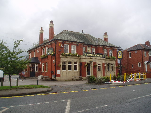 Hopwood Arms, near Castleton, Rochdale, Lancashire