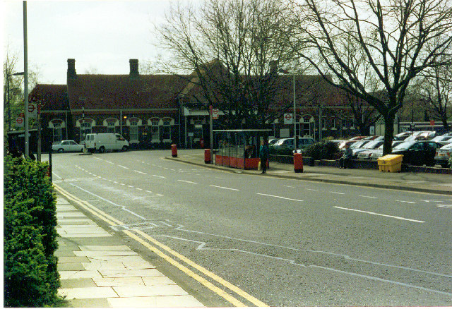 Ruislip Station