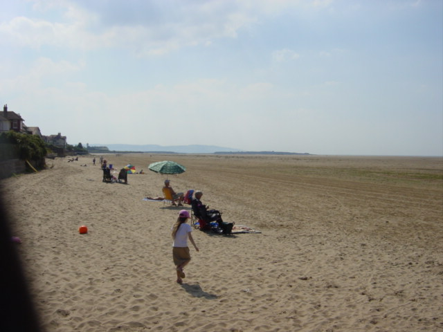 Beach at Hoylake
