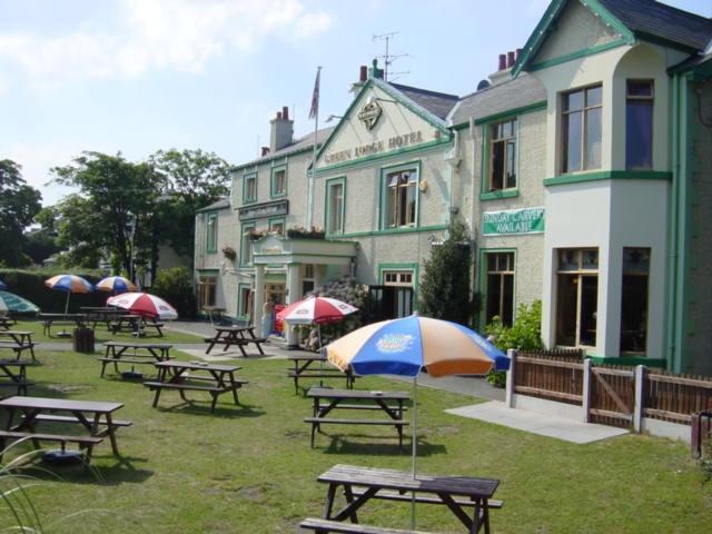 The Green Lodge, Hoylake