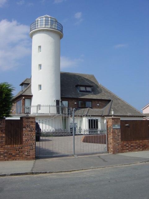 Lighthouse, Hoylake