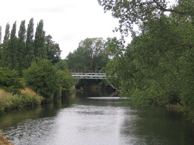 River Aire Swillington