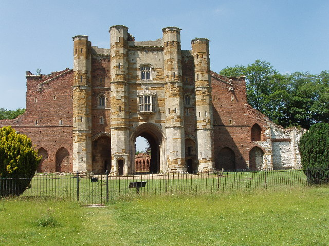 Thornton Abbey - The Gatehouse