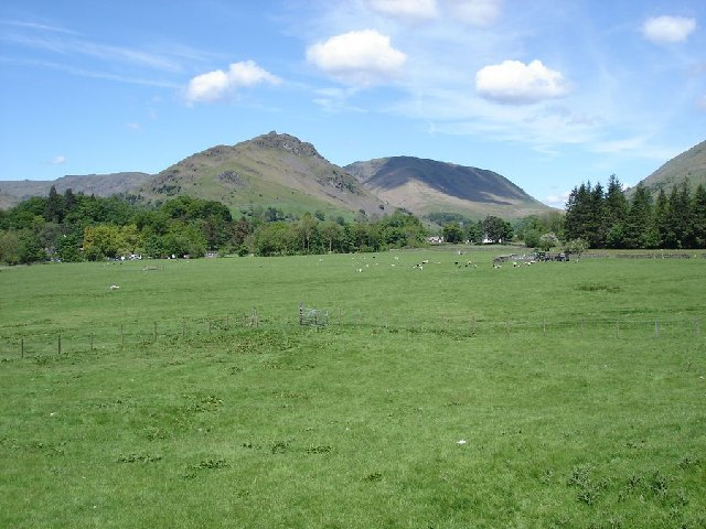 View towards Helm Crag