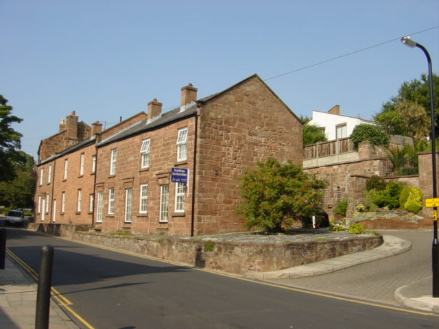 The Old Village, West Kirby