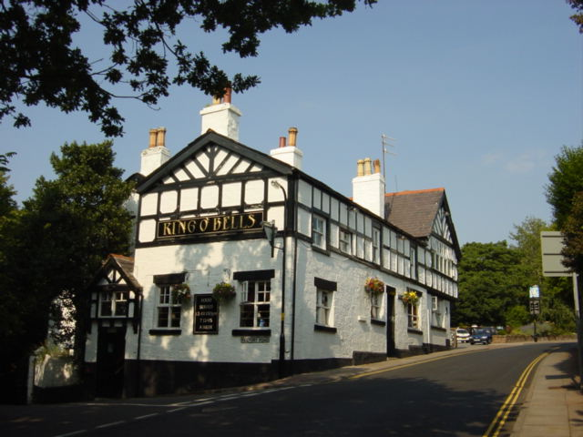 The Ring o' Bells, West Kirby