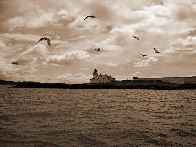 Fladda Lighthouse