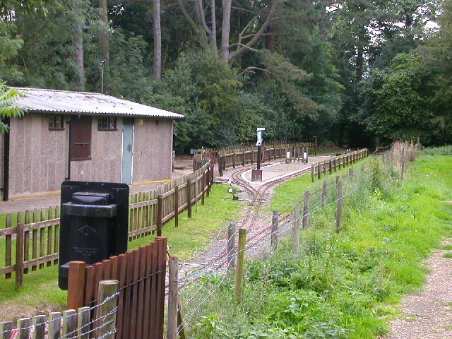 Rugby - Rainsbrook Valley Railway