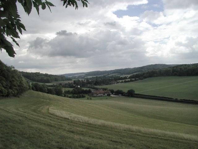 Manor Farm near Fingest