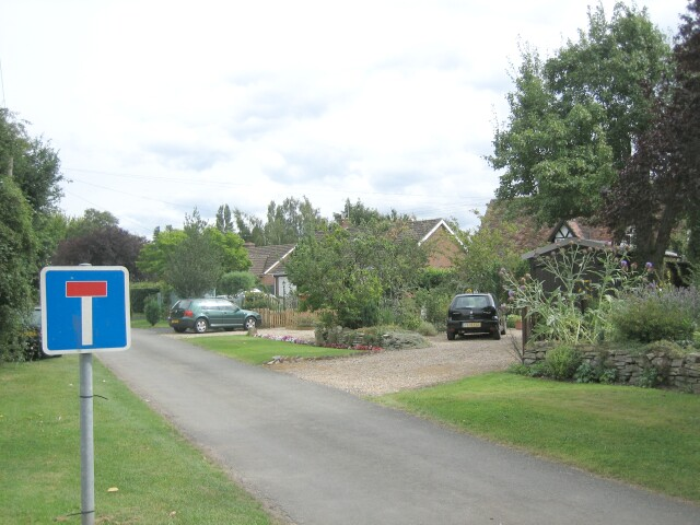 Blacksmiths Lane, Cropthorne