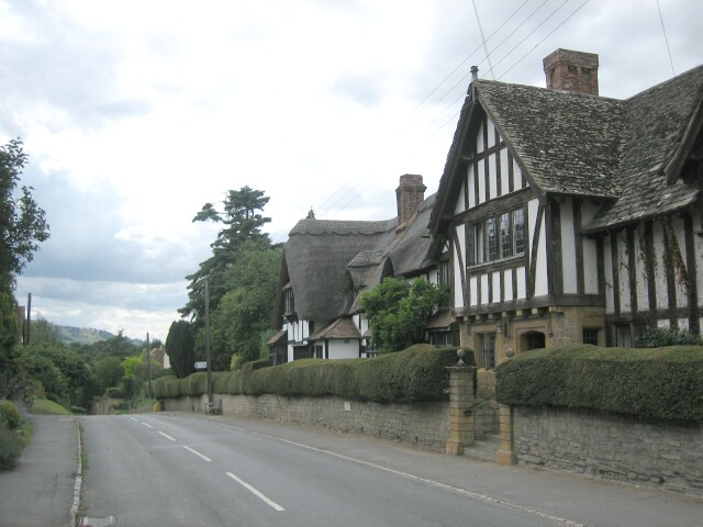 Holland House, Main Street, Cropthorne