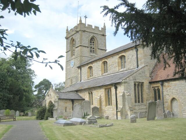 Cropthorne Church
