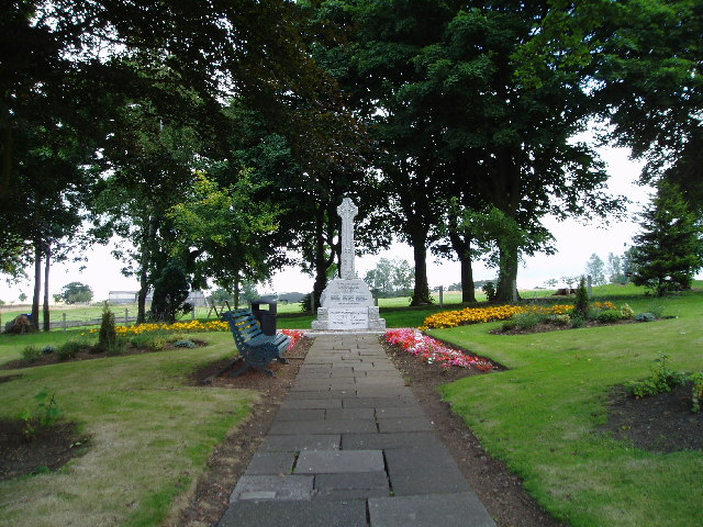 Carnwath War Memorial