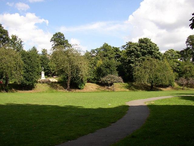 Norman Park, Birkby