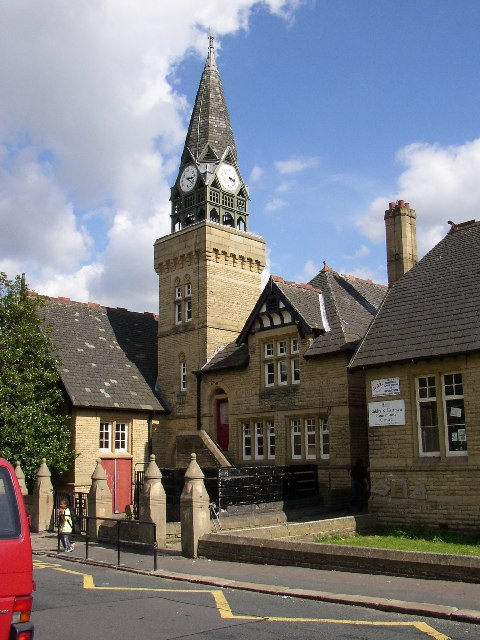 Hillhouse Board School, Fartown