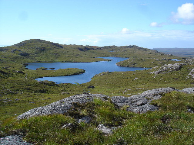 Loch Airigh Mhic Criadh