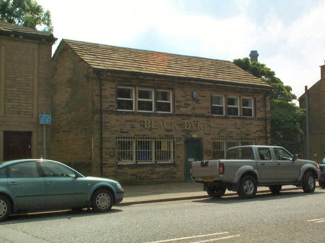 Black Dyke Band's bandroom