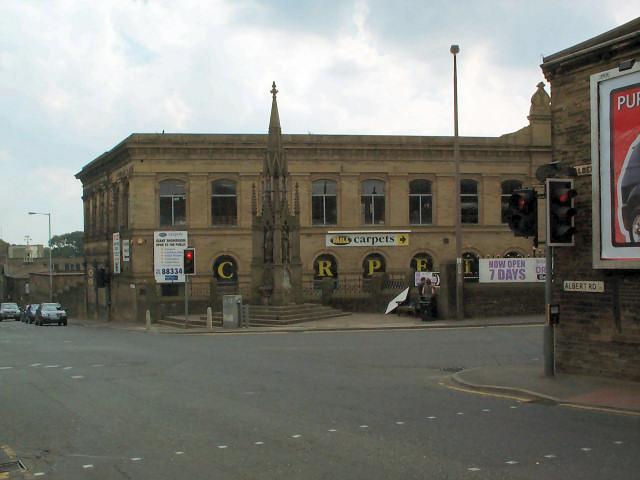 Queensbury crossroads
