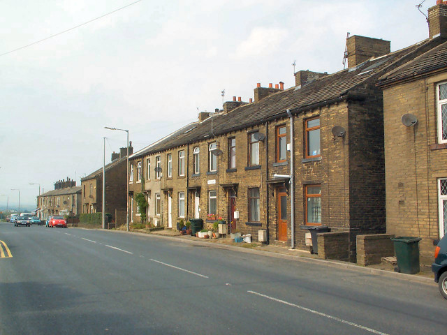 Evelyn Terrace, Mountain