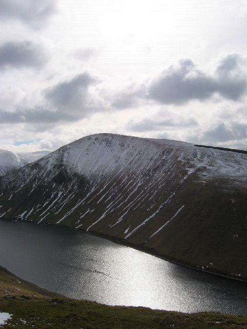 Garelet Hill, Talla