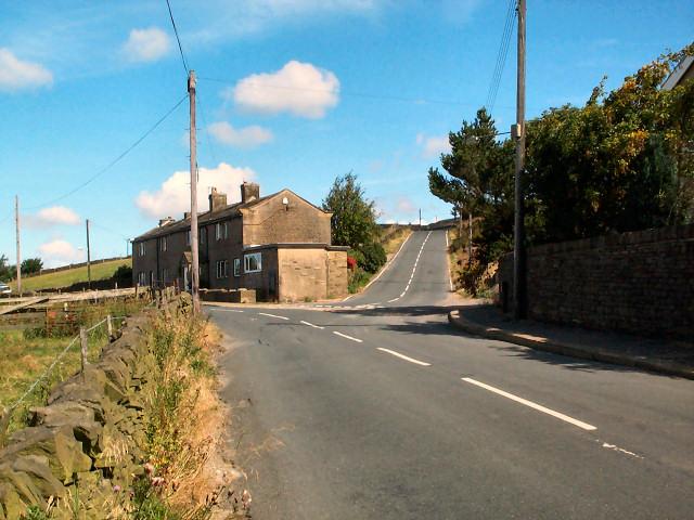 Lanes near Causeway Foot