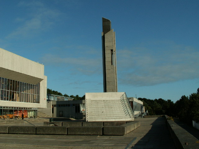 Belltower and Arts Centre, University of Wales, Aberystwyth
