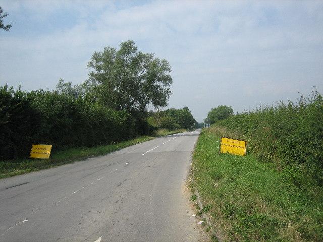B4040 near Chelworth