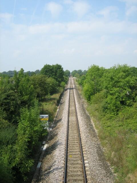 Site of Minety & Ashton Keynes Station