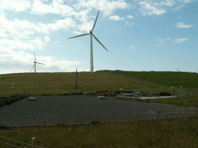 Reservoir, Mynydd Gorddu