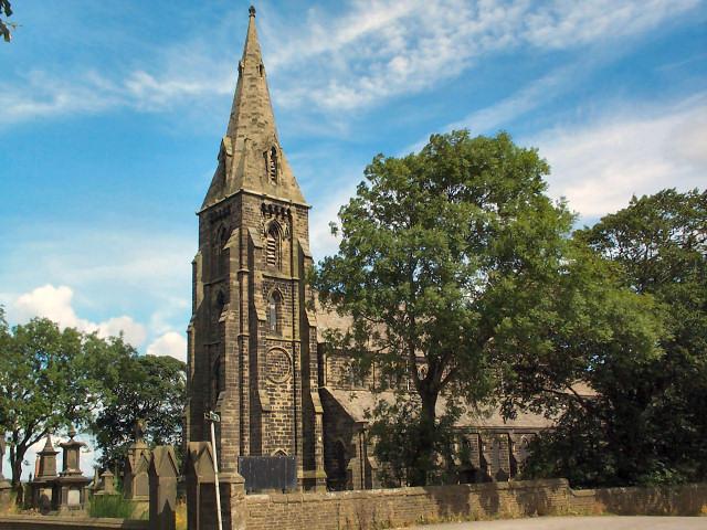 Denholme Church