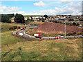 SE0633 : The A629 at Denholme by David Spencer