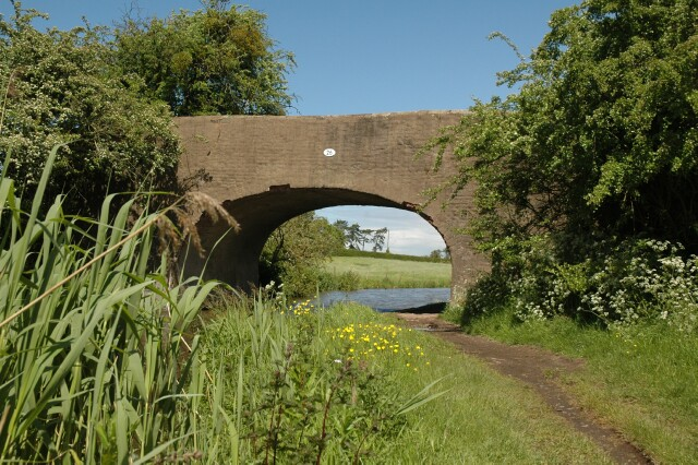 Worcester & Birmingham Canal, Oddingley