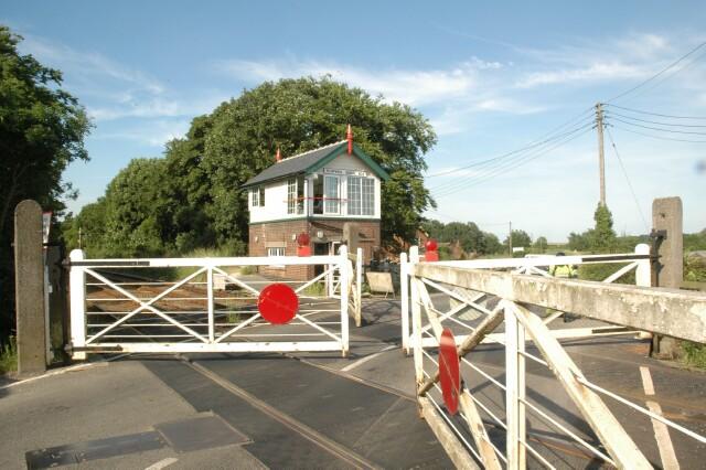 Scopwick Signal Box