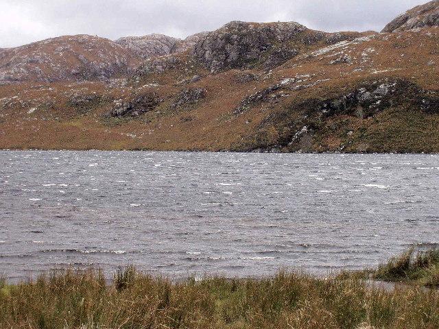 Loch a Mhullaich
